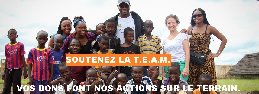 Vos DONS font nos ACTIONS